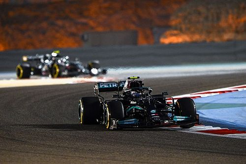 "Mercedes facing Bahrain ""dogfight"" with Red Bull"