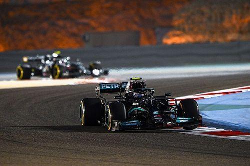"Bottas shock: ""La Mercedes sembrava inguidabile!"""