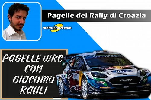 Pagelle WRC: In Croazia disastro Evans, grande esordio di Fourmaux