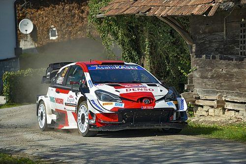 WRC, Rally Croazia, PS17: Evans e Neuville si avvicinano a Ogier