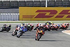 MotoGP Europa 2020: Die animierte Rundentabelle