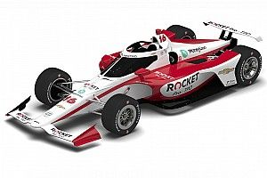 Primary sponsor revealed for De Silvestro in Indy 500