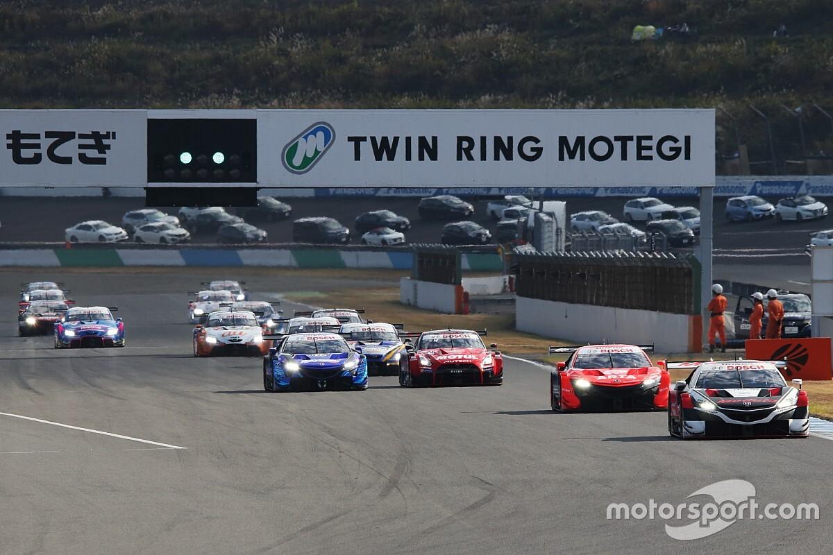 スーパーGT、2021年開催カレンダー改訂版を発表。海外2レース削除で、もてぎ&富士戦が追加