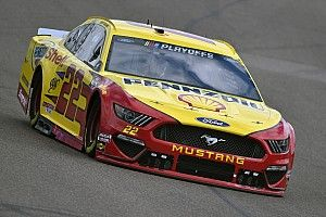 "Joey Logano ready to ""jump into anything and go fast"""
