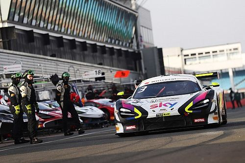 DTM: il team di Button pronto a scendere in campo con la McLaren