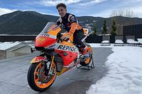"Espargaro ""super nervous"" ahead of first Honda MotoGP test"
