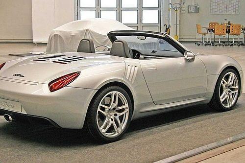 El prototipo secreto de Porsche: el 550one