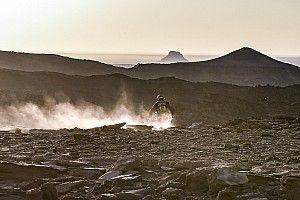 Barreda se queda solo en su estrategia para ganar el Dakar 2021
