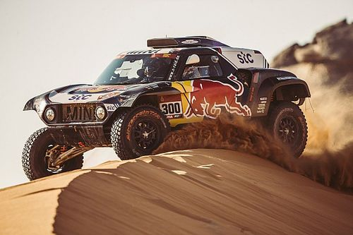 Sainz explains huge time loss after Dakar navigation error