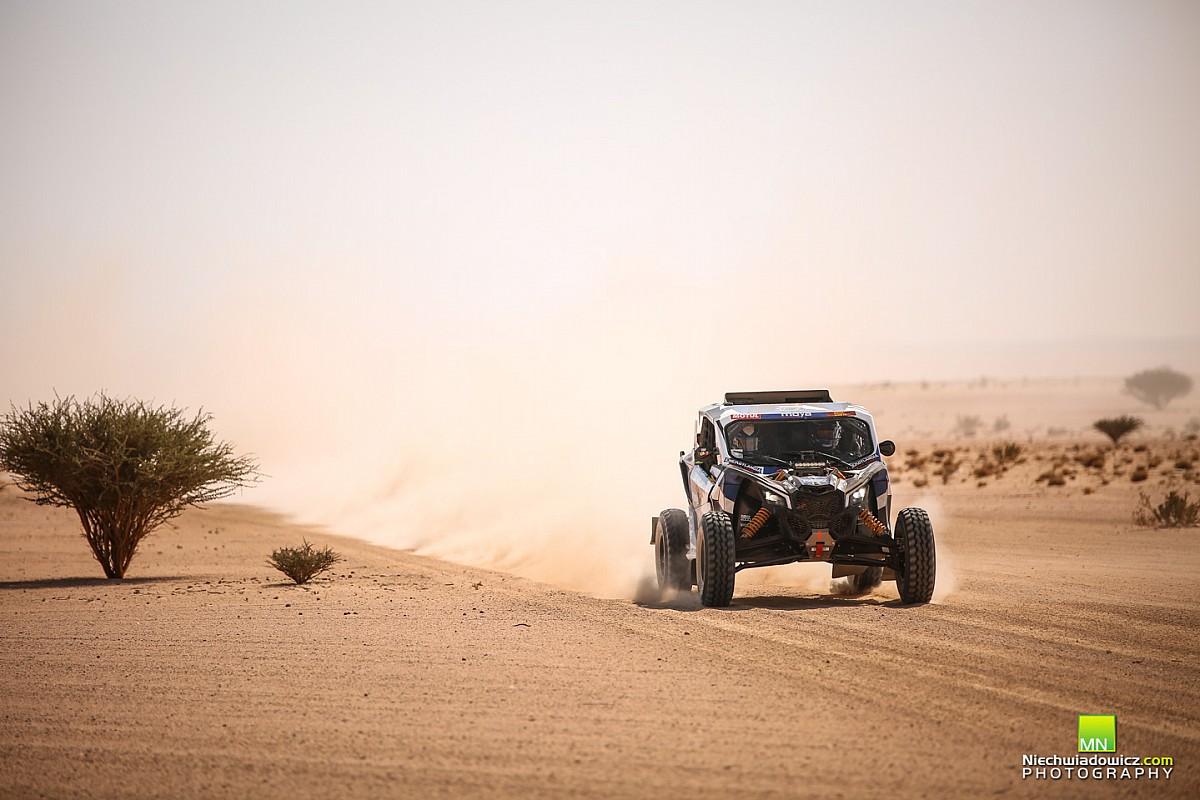 Dakar: Mówią po 5 etapie