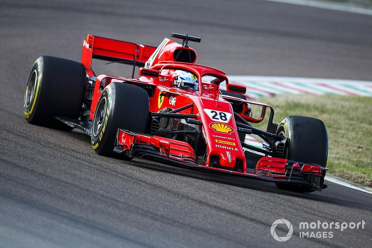 Por qué Alesi probó con Ferrari... sin ser parte de la Academia