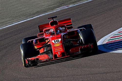 Leclerc se prepara para Imola rodando con Ferrari en Fiorano