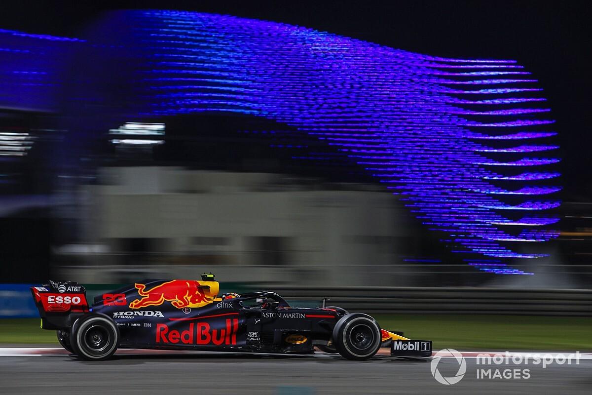Элбон о шансах остаться в Red Bull: Я сделал все, что в моих силах