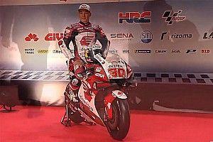 LCR Honda met Nakagami ook officieel gepresenteerd
