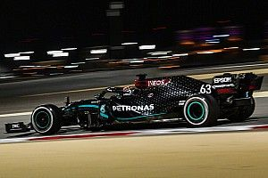 Sakhir GP: Russell stays on top in FP2, Bottas 11th