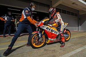 """Honda """"not in the best situation"""" with MotoGP bike – Marquez"""