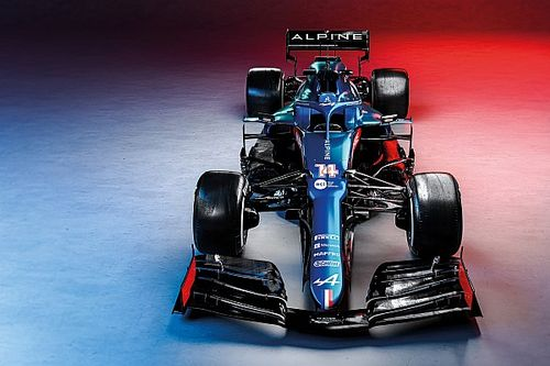 Why there's more to Alpine's latest F1 rebrand than marketing speak