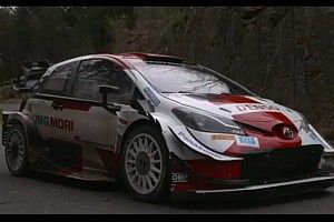 WRC: Toyota prova una nuova aerodinamica. Esordirà in Croazia?
