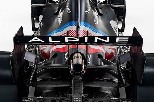 Alpine announces launch date for 2021 F1 car