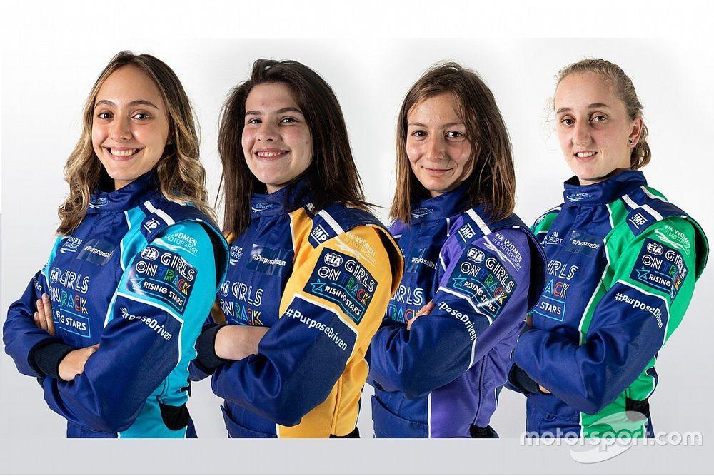 FIA Girls on track: a Maranello inizia la finale