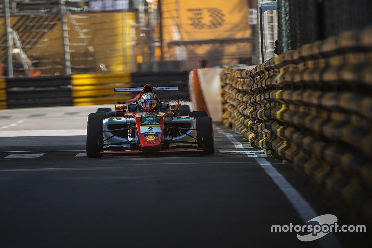 Domowy sukces w Grand Prix Makau