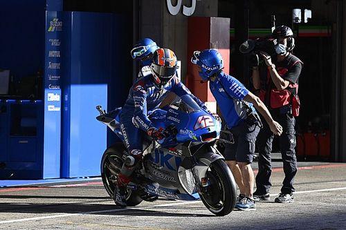 Alex Rins Santai Tanggapi Pembatalan Tes MotoGP Sepang
