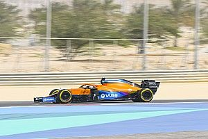 """Ricciardo nog niet op limiet met McLaren: """"Wennen aan het remmen"""""""