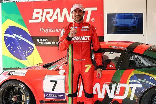 Porsche Cup: Aguiar vence e Paludo conquista hexacampeonato