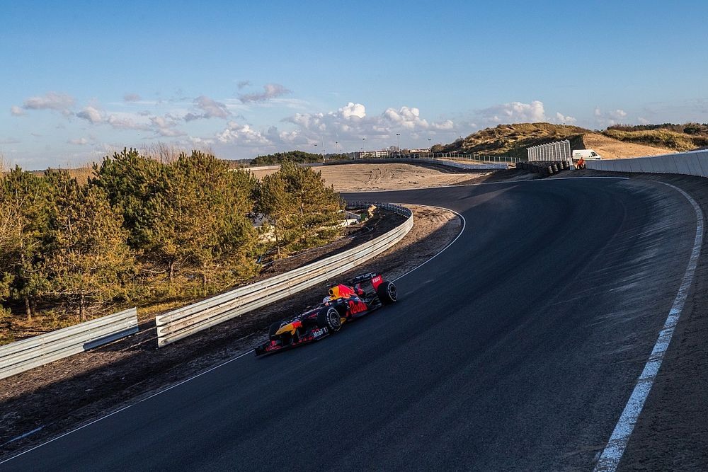 F1-organisatie onbezorgd over gebrek aan inhaalmogelijkheden Zandvoort