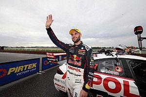 Van Gisbergen off painkillers since Sandown