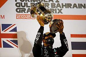 Hamilton zrównał się z Vettelem