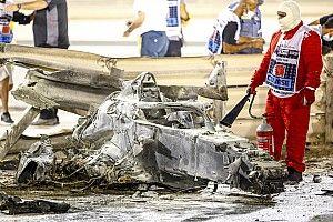 Jules Bianchi édesanyja is üzent a Grosjean-baleset után
