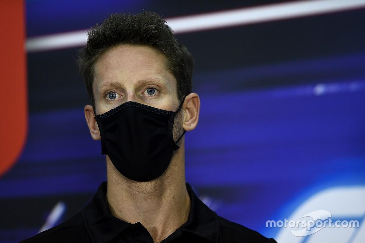 Grosjean csapatot menedzsel és tehetségek után kutat