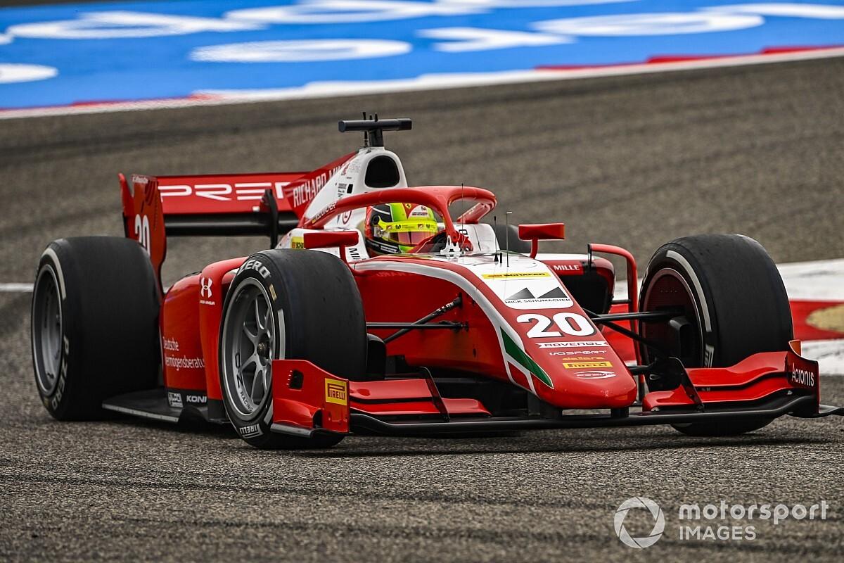 Schumacher, F1'de yarışacağı numarayı açıkladı