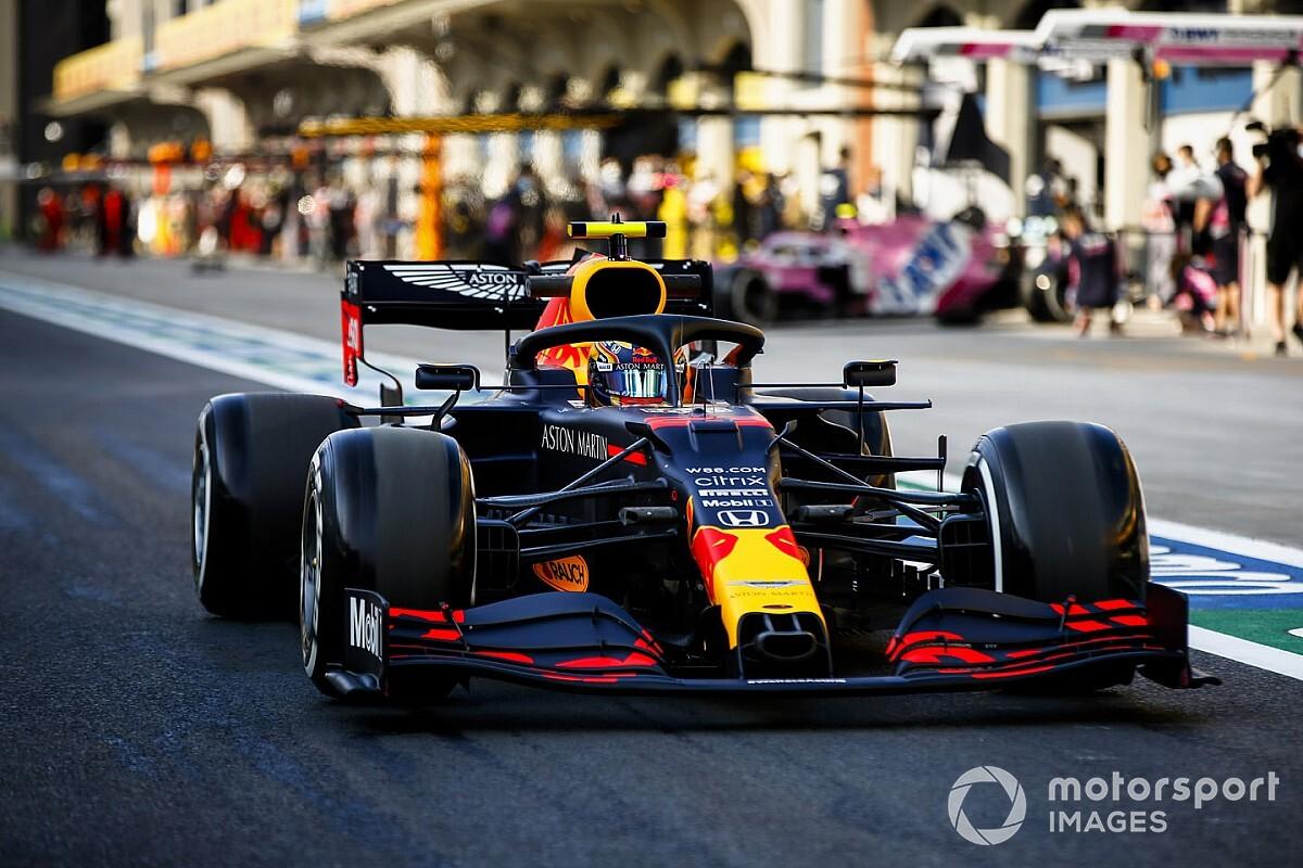 Horner diz que grid completo da F1 em 2021 dá tempo para Red Bull decidir futuro de Albon