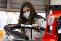 Calderon 'finally' understanding Super Formula tyres
