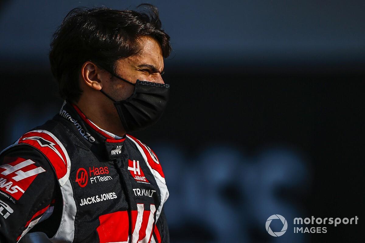 F1: Pietro Fittipaldi segue como piloto reserva e de testes da Haas em 2021