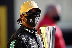 Mercedes hints at imminent Hamilton F1 contract renewal