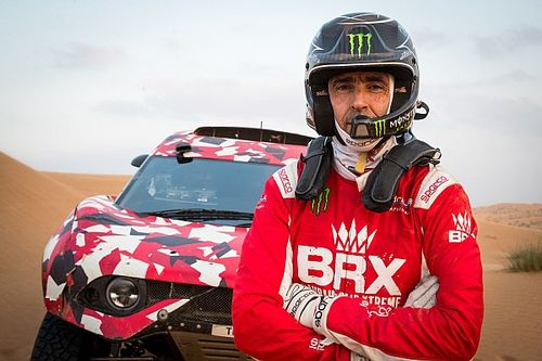 Roma gets new Dakar co-driver after COVID positive