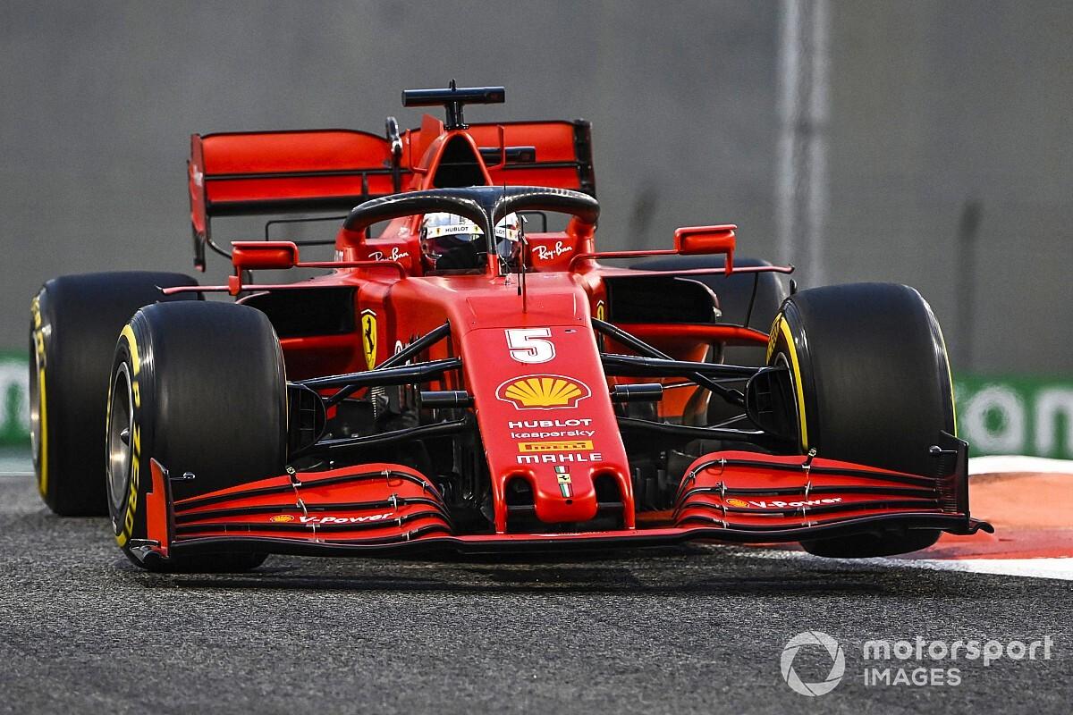 "Ferrari salue ""de petites réussites très significatives"" en 2020"
