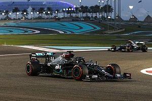 Mercedes turns down power in Abu Dhabi amid MGU-K concerns