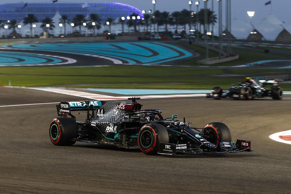 Mercedes, MGU-K endişeleri nedeniyle Abu Dhabi için motor gücünü kısmış!