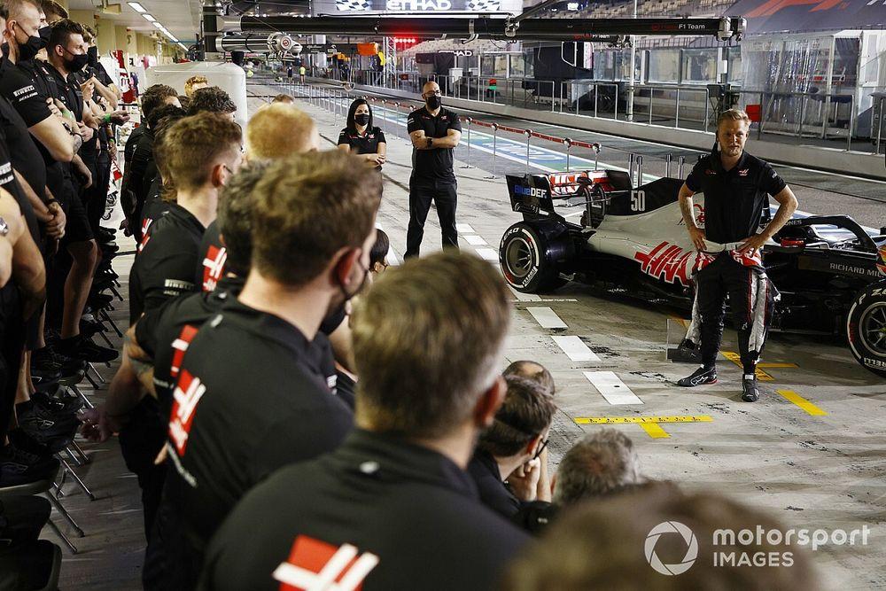 """Magnussen klaar met vechten voor punten in F1: """"Wordt saai"""""""