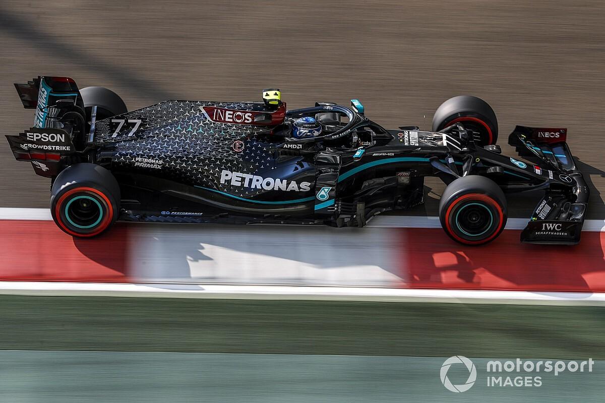 """Hamilton en Bottas eens geklopt: """"Verstappen was erg snel"""""""