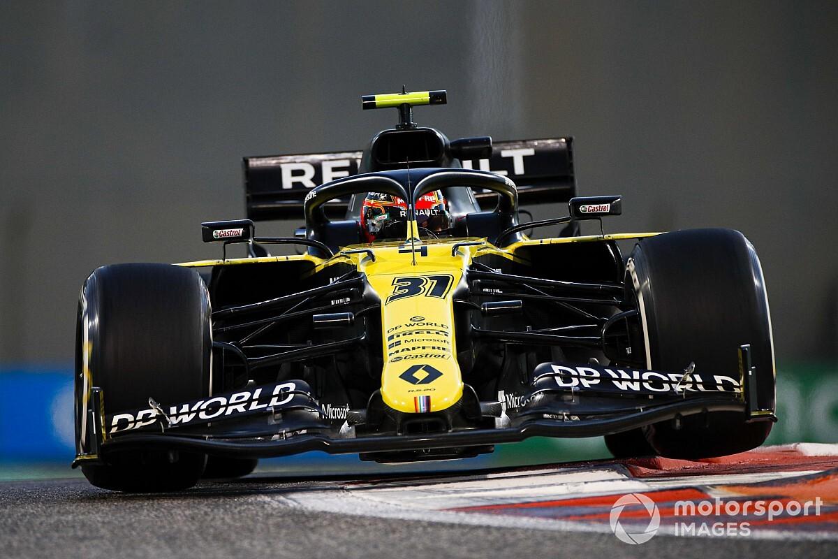 Ocon: tuve que aprender de nuevo en Renault