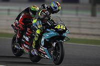 """Rossi no acabó contento: """"La moto de este año es muy similar a la de 2020"""""""