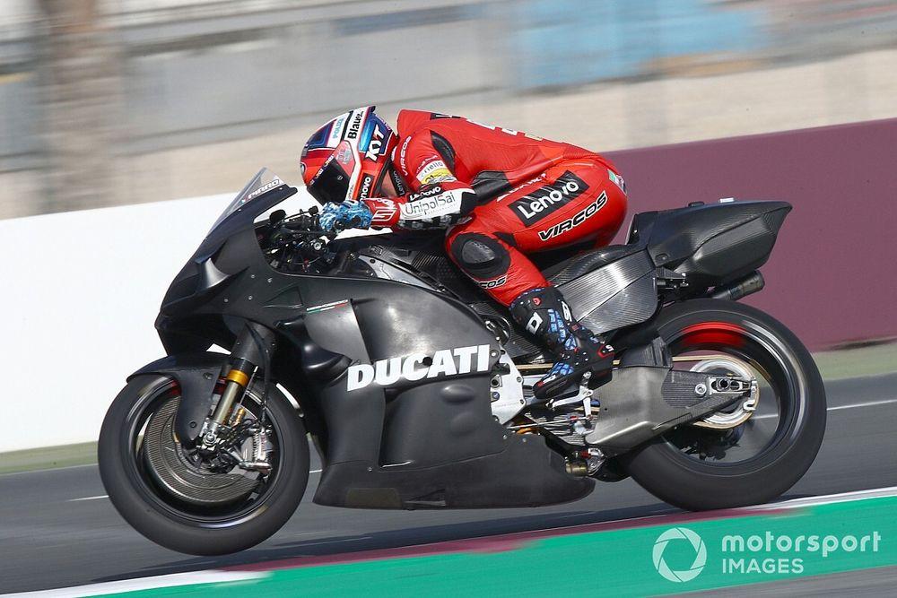 "Pirro: ""Queste MotoGP potrebbero passare i 400 km/h!"""