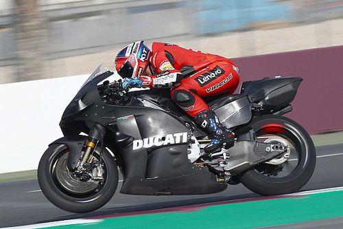"""La Ducati puede alcanzar """"fácil"""" los 400 km/h, según Pirro"""