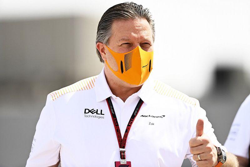 CEO McLaren achter het stuur tijdens GT4-races Zandvoort