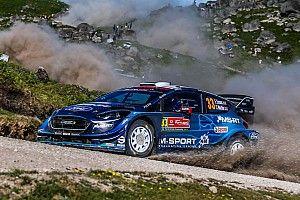 WRC: anche M-Sport Ford correrà al Rally d'Estonia con una Fiesta Plus per Evans
